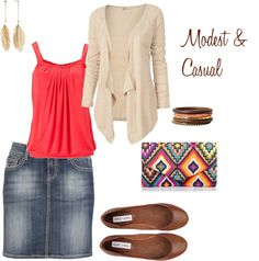 Love the outfit... Hate the purse thing (LOL), and the shoes are hideous! LOL I'm really picky!
