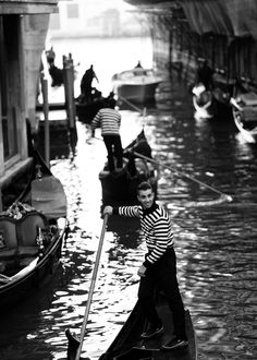 Gondolier by Anthony Woo, via 500px