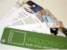 These are cute but expensive wedding invitations!