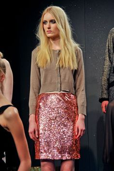 Erin By Erin Fetherston at New York Fashion Week Fall 2012