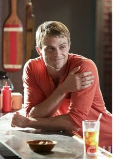 Hart of Dixie -- Wilson Bethel as Wade Kinsella. Photo: Danny Feld/The CW -- © 2012 The CW Network. All Rights Reserved. I love him