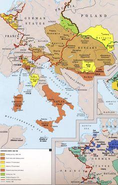 (1699-1789) Habsburg Europe