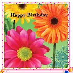 Have a special day, Alexandra! Happy Birthday Gif Images, Happy Birthday To Her, Birthday Wishes For Kids, Happy Birthday Wallpaper, Happy Birthday Flower, Birthday Blessings, Happy Birthday Messages, Happy Birthday Greetings, Birthday Sayings
