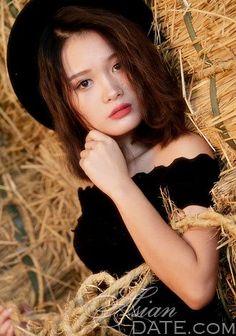 Asian member Mei from Chengdu, 30 yo, hair color Chestnut Hair Color, Asian, Haircolor, Hair Dye, Hair Coloring