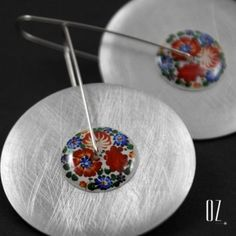 Circles Porcelain Folk (proj. Olga Zielińska)