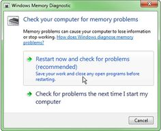 memory-diagnostic