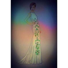 🍃💚🍃#fashiondress #fashionsketch #fashioncollection #colorful #mojito #newcollection #hautecouture #fashionillustration #artwork #artofdrawing #instafashion #instaart #instapic #follow4follow #likes4likes #likeit #fashionblog #fashionista