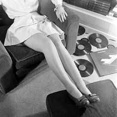 Those Were The Legs: That's What Young Leggy Beauties Looked Like between from the 1920s and '60s