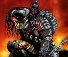 predator   Spartan 2 with UNCS Rifle, Rocket Launcher, and Frag Grenades.