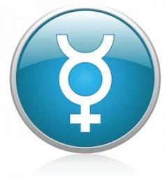 The Mercury Symbol or Glyph