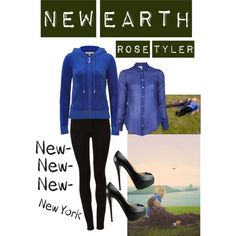 Rose Tyler New Earth