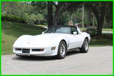 Chevrolet: Corvette Base Coupe 2-Door 1982 used 5.7 l v 8 automatic rwd corvette vette c 3 actual miles low miles 02 Check more at http://auctioncars.online/product/chevrolet-corvette-base-coupe-2-door-1982-used-5-7-l-v-8-automatic-rwd-corvette-vette-c-3-actual-miles-low-miles-02/