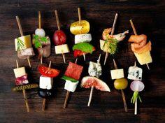 Fingerfood Rezepte einfach verschiedene Arten