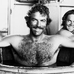 10 ways Tom Selleck (and his moustache) are more manly than you - GQ.co.uk