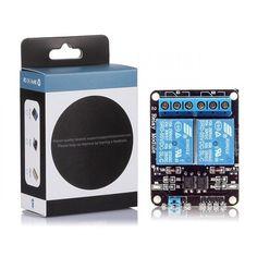 2-Channel 5V Relay Module for Arduino Raspberry Pi