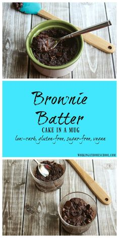 Brownie Batter Cake
