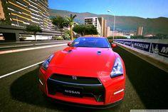 Playstation nissan gtr gran turismo wallpaper AllWallpaper