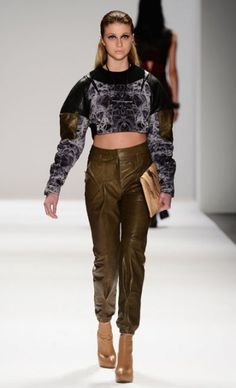 Concept Korea Fall 2013. Not sure why I love this look so much