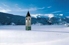 Winterpret in Val Venosta