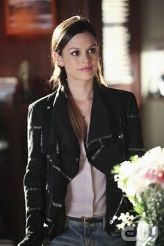 """The Undead and the Unsaid""-- Pictured Rachel Bilson as Dr. Zoe Hart in HART OF DIXIE on THE CW. Photo Credit: Greg Gayne/The CW©2011 The CW Network, LLC. All Rights Reserved"