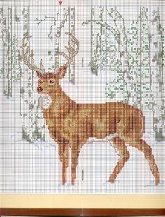 Gallery.ru / Фото #5 - Stately Deer (True Colors) - mayaak