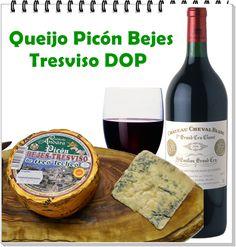 QUEIJO:  picón Bejes Tresviso DOP ITALIA:Cantábria LEITE: Vaca, ovelha e cabra CL ASSIFICAÇÃO: Azul