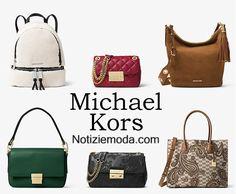 Borse Michael Kors autunno inverno 2016 2017 donna