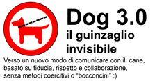 """E' possibile comunicare col cane senza metodi coercitivi o """"bocconcini"""" ;)"""