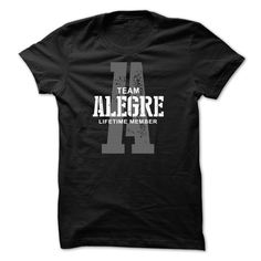 Alegre team lifetime member ST44 T Shirts, Hoodies. Check price ==► https://www.sunfrog.com/LifeStyle/Alegre-team-lifetime-member-ST44.html?41382