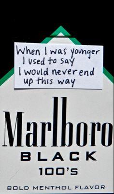 Sad Quotes About Cigarette. QuotesGram