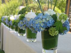 arrangements by The Flower House