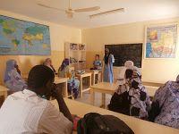 Magis Radio: Colaborando en Mauritania, con Nieves y Beatriz