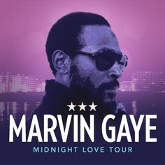 Marvin Gaye - Midnight Love Tour