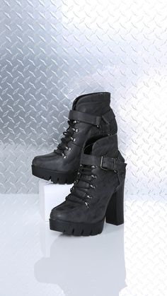 Let your shoes take center stage. Love how affordable these trendy booties are!