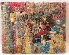 Marroquin Ruben: Ruben Marroquin New York City. 2009 Embroidery...