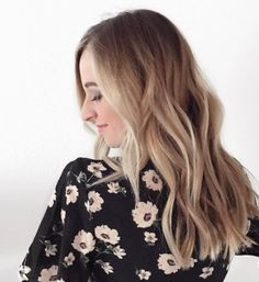 New hair, new attitude. Hair by SALON by milk + honey stylist, Kacie F.