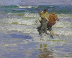 Edward Henry Potthast: Impresionismo norteamericano