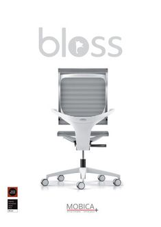 A0091 BLOSS | PLAN@OFFICE Chair Design, Chairs, Home Decor, Desk, Decoration Home, Room Decor, Stool, Side Chairs, Home Interior Design