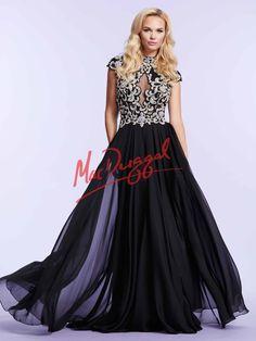5773daa80e Mac Duggal 10037M Designer Prom Dresses
