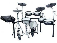 Roland TD 30KSE Drumset -  Das kompakte Studio Set #Roland #eDrum #Schlagzeug #Drums
