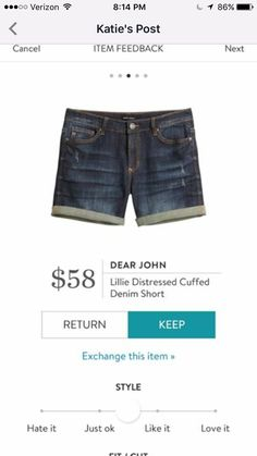 Stitch fix stylist- if you think these would work on me I would try them.
