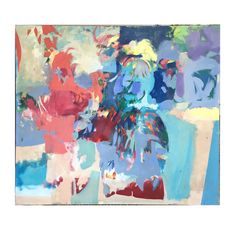 Edie Abstract Painting