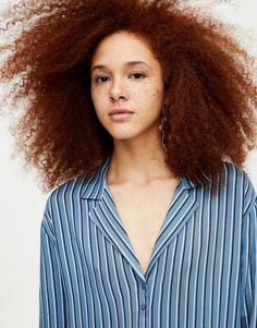 Hair Color, Clothes, Curly, Tops, Fashion, Outfits, Moda, Haircolor, Clothing