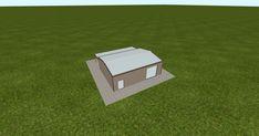 Cool 3D #marketing http://ift.tt/2nuDl0J #barn #workshop #greenhouse #garage #roofing #DIY