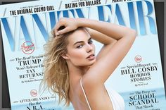 """""""She is blonde but dark at the roots"""": Vanity Fair's Margot Robbie profile is a masterclass in how not to write about famous women"""