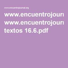 www.encuentrojournal.org textos 16.6.pdf
