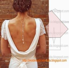 Back Necklace - Vintage wedding dress Trinity Boy Wharf London lighthouse wedding Popular Wedding Dresses, Vintage Inspired Wedding Dresses, Wedding Gowns, Wedding Blog, Wedding Venues, Wedding Ideas, Party Wedding, Lace Wedding, Crystal Wedding