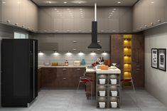 Sleek By Asian Paints Sleek Kitchens Profile Pinterest
