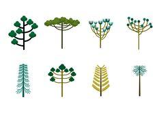 Vector grátis de árvores de araucária Vetor. Escolhe entre milhares de vetores gratuitos, desenhos de clip art, ícones, e ilustrações criados por artistas do mundo inteiro!