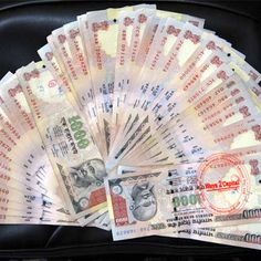 The Indian rupee opened lower by 9 paise at 68.69 per dollar on Monday versus 68.60 Friday